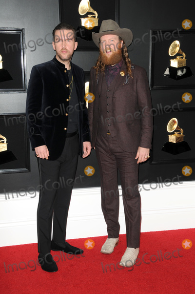 Brothers Osborne, Grammy Awards Photo - LOS ANGELES - FEB 10:  Brothers Osborne at the 61st Grammy Awards at the Staples Center on February 10, 2019 in Los Angeles, CA
