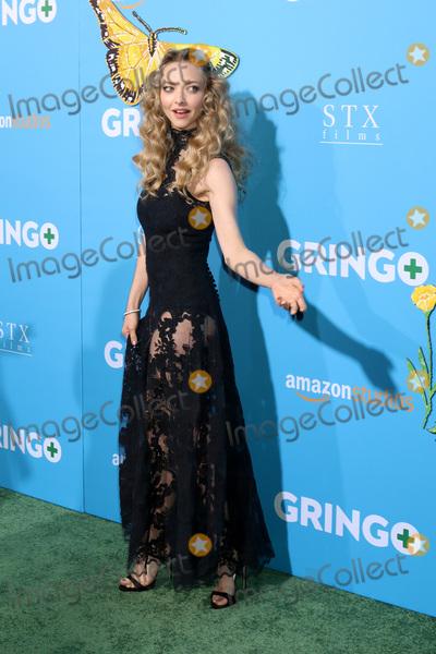 "Amanda Seyfried Photo - LOS ANGELES - MAR 6:  Amanda Seyfried at the ""Gringo"" Premiere at Regal LA Live on March 6, 2018 in Los Angeles, CA"