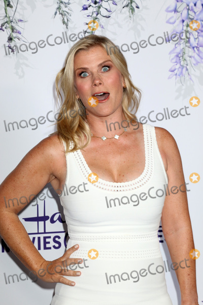Alison Sweeney Photo - LOS ANGELES - JUL 26:  Alison Sweeney at the Hallmark TCA Summer 2018 Party on the Private Estate on July 26, 2018 in Beverly Hills, CA