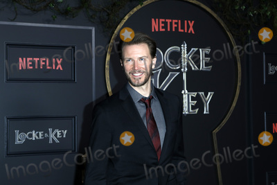 """Bill Heck Photo - LOS ANGELES - FEB 5:  Bill Heck at the """"Locke & Key"""" Series Premiere Screening at the Egyptian Theater on February 5, 2020 in Los Angeles, CA"""
