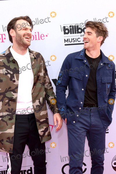 Photo - LAS VEGAS - MAY 21:  Alex Pall, Andrew Taggart at the 2017 Billboard Music Awards - Arrivals at the T-Mobile Arena on May 21, 2017 in Las Vegas, NV