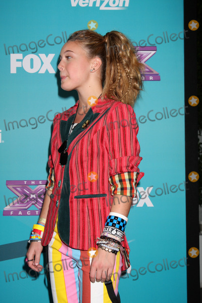 Beatrice Miller Photo - LOS ANGELES - NOV 5:  Beatrice Miller arrives at the X-Factor Season Two FInalist Party at SLS Hotel at Beverly Hills on November 5, 2012 in Los Angeles, CA