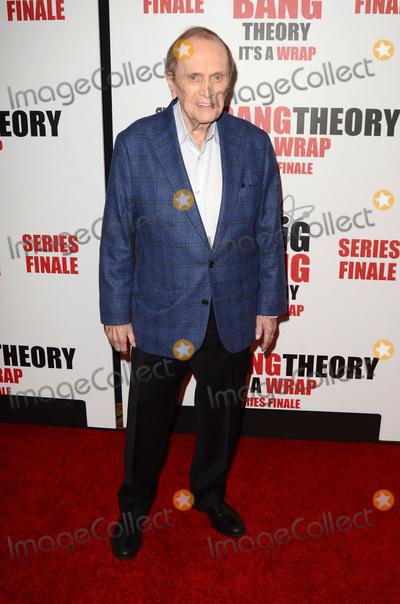 """Bob Newhart, Big Bang Photo - LOS ANGELES - MAY 1:  Bob Newhart at the """"The Big Bang Theory"""" Series Finale Party at the Langham Huntington Hotel on May 1, 2019 in Pasadena, CA"""