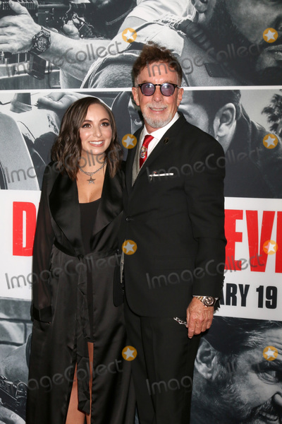 "Mark Canton Photo - LOS ANGELES - JAN 17:  Daughter, Mark Canton at the ""Den of Thieves"" Premiere at Regal LA Live Theaters on January 17, 2018 in Los Angeles, CA"