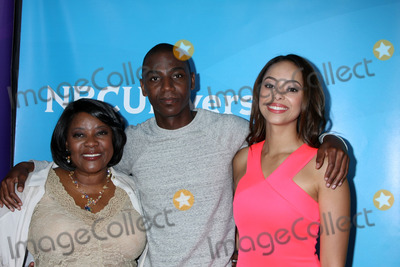 Amber Stevens, Loretta Devine, Amber Stevens-West Photo - LOS ANGELES - FEB 2:  Loretta Devine, Jarrod Carmichael, Amber Stevens West at the NBC Universal Summer Press Day 2015 at the Huntington Langham Hotel on April 2, 2015 in Pasadena, CA