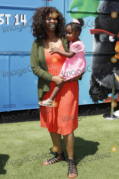 "Angry Bird, Angry Birds, GloZell Green Photo - LOS ANGELES - AUG 10:  Glozell Green at the ""The Angry Birds Movie 2"" at the Village Theater on August 10, 2019 in Westwood, CA"