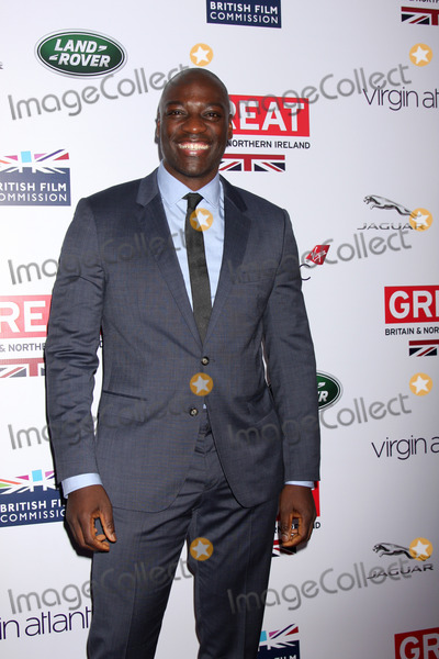 Adewale Akinnuoye-Agbaje Photo - LOS ANGELES - FEB 28:  Adewale Akinnuoye-Agbaje at the 2014 GREAT British Oscar Reception at The British Residence on February 28, 2014 in Los Angeles, CA