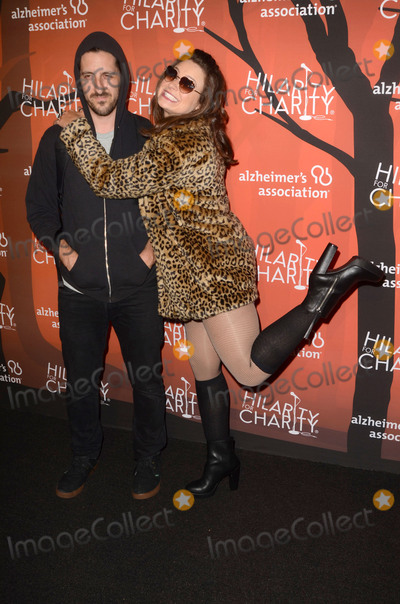 Adam Shapiro, Seth Rogen, Katie Lowes, Katies Lowes Photo - LOS ANGELES - OCT 15:  Katie Lowes, Adam Shapiro at the 5th Annual Hilarity for Charity Variety Show: Seth Rogen's Halloween at Hollywood Palladium, on October 15, 2016 in Los Angeles, CA