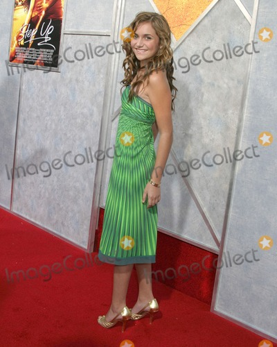 Photos And Pictures Alyson Stoner Step Up Premiere Arclight