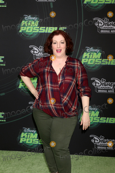 "Rebecca Metz Photo - LOS ANGELES - FEB 12:  Rebecca Metz at the ""Kim Possible"" Premiere Screening at the TV Academy on February 12, 2019 in Los Angeles, CA"