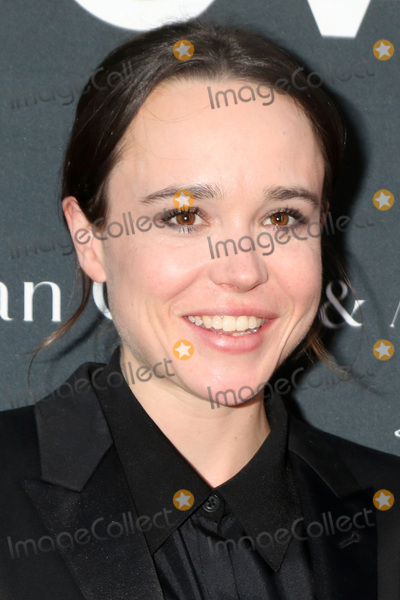 Ellen Page Photo - LOS ANGELES - OCT 7:  Ellen Page at the 2017 Los Angeles Dance Project Gala at the LA Dance Project on October 7, 2017 in Los Angeles, CA
