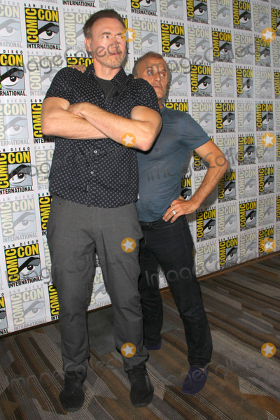 Day One, Richard Sammel, Kevin Durand Photo - SAN DIEGO - July 20:  Kevin Durand, Richard Sammel at the Comic-Con Day One at the Comic-Con International on July 20, 2017 in San Diego, CA