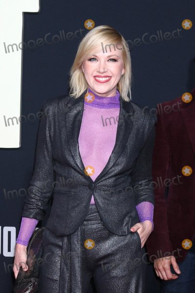 "Adrienne Frantz, JoJo Photo - LOS ANGELES - OCT 15:  Adrienne Frantz Bailey at the ""Jojo Rabbit"" Premiere at the American Legion Post 43 on October 15, 2019 in Los Angeles, CA"