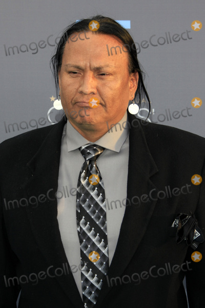 Arthur Redcloud Photo - LOS ANGELES - JAN 17:  Arthur Redcloud at the 21st Annual Critics Choice Awards at the Barker Hanger on January 17, 2016 in Santa Monica, CA
