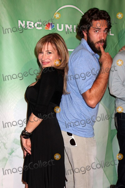 Lisa Ann Walter, Zach Levi, Ann Walters, Lisa Walter, Lisa Ann Photo - Lisa Ann Walter & Zach Levi  arriving at the NBC TCA Party at The Langham Huntington Hotel & Spa in Pasadena, CA  on August 5, 2009