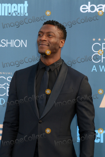 Aldis Hodge, Aldis Hodges Photo - LOS ANGELES - DEC 11:  Aldis Hodge at the 22nd Annual Critics' Choice Awards at Barker Hanger on December 11, 2016 in Santa Monica, CA