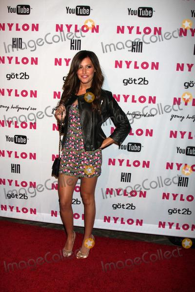 Ashley Tisdale Photo - Ashley Tisdalearrives at the Nylon Magazine Young Hollywood Party 2010Hollywood Roosevelt Hotel, PoolsideLos Angeles, CAMay 12, 2010