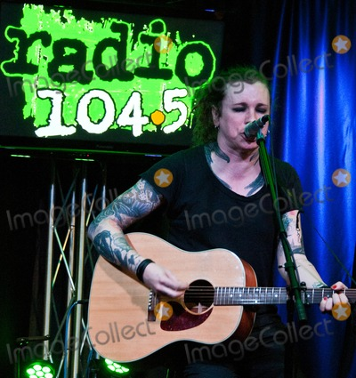 Against Me, Against Me !, Against Me! Photo - BALA CYNWYD, PA - MAY 06: Laura Jane Grace of American Alternative Rock Band Against Me! Performs at Radio 104.5's Performance Theatre on May 06, 2014 in Bala Cynwyd, Pennsylvania. (Photo by Paul J. Froggatt/FamousPix)