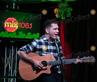 Andy Grammer Photo - BALA CYNWYD, PA, USA - MARCH 17: American Singer-Songwriter Andy Grammer Performs at Mix 106's Performance Theatre on March 17, 2015 in Bala Cynwyd, Pennsylvania, United States. (Photo by Paul J. Froggatt/FamousPix)