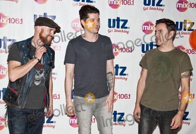 The Script Photo - CAMDEN, NJ - JUNE 28: Irish Alternative Rock Band The Script Pose at Mix 106's Summer Jam at Susquehanna Bank Center on June 28, 2014 in Camden, New Jersey. (Photo by Paul J. Froggatt/FamousPix)