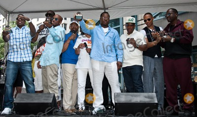 Ricky Bell, Ralph Tresvant, New Edition, Michael Nutter, Michael Bivins, Johnny Gill, Devo, Bobby Brown, Bobbi Brown Photo - PHILADELPHIA, PA - JUNE 28: (L to R) Ricky Bell, Ralph Tresvant, Mayor Michael Nutter, Bobby Brown, Michael Bivins, Ronnie DeVoe, and Johnny Gill of American R&B Group New Edition Celebrates The Liberty Bell Award at The Liberty Block Party on June 28, 2014 in Philadelphia, Pennsylvania. (Photo by Paul J. Froggatt/FamousPix)