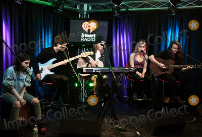 Hey Violet Photo - BALA CYNWYD, PA, USA - MARCH 23: American Pop Rock Band Hey Violet Visit Q102's Performance Theatre on March 23, 2017 in Bala Cynwyd, Pennsylvania, United States. (Photo by Paul J. Froggatt/FamousPix)