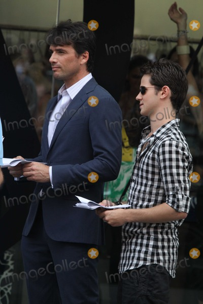 Connor Paolo, Matthew Settle Photo - New York, NY 7-15-10