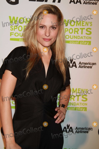 AMY MULLINS Photo - New York, NY 10-13-2009Amy MullinsWomen's Sports Foundation 30th AnnualSalute to Women in Sports; Waldorf AstoriaPhoto by Adam Scull-PHOTOlink.net