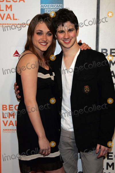 Connor Paolo, Alice Kremelberg Photo - New York, New York, 04-23-2009