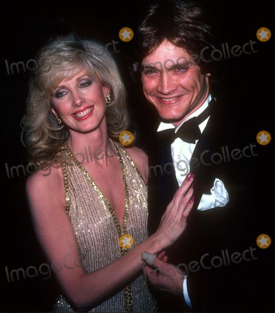 Andrew Stevens, Morgan Fairchild Photo - Morgan Fairchild Andrew Stevens1224.JPG