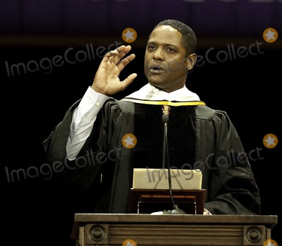 Blair Underwood, Milos Forman Photo - Boston, MA, 5-18-2009