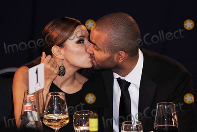 Eva Longoria, Kiss, Tony Parker Photo - Eva Longoria and Tony Parker kiss each other at the Congressional Hispanic Caucus Institute's 33rd Annual Awards Gala at the Washington Convention Center in Washington D.C., Wednesday, September 15 2010.Photo by  Olivier Douliery/Pool/CNP-PHOTOlink.net