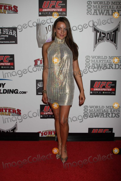 Amber Nicole Photo - Las Vegas, Nevada 12/30//09Amber Nicole'Fighters Only' Mixed Martial Arts Awards Ceremony 2009 Held At The Joint  At Hard Rock Hotel and CasinoPhoto by KCD-PHOTOlink.net