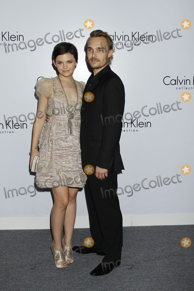 Calvin Klein, Ginnifer Goodwin Photo - Los Angeles, CA 1/28/2010