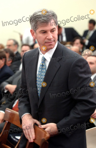 Andrew S. Fastow, The Unit Photo - Washington, DC - February 7, 2002 -- Andrew S. Fastow, former Chief Financial Officer; Enron Corporation, departs after invoking his right to refuse self incrimination allowed under the 5th Amendment of the United States Constitution during a hearing of the United States House of Representatives Energy and Commerce Subcommittee on Oversight aPhoto by Ron Sachs-CNP-PHOTOlink.net
