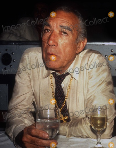 Anthony Quinn Photo - Anthony Quinn1377.JPG1981 FILE PHOTONew York, NYAnthony QuinnPhoto by Adam Scull/PHOTOlink.net917-754-8588 - eMail: adamcopyrightphotolink.netFacebook: https://www.facebook.com/adam.scull.94