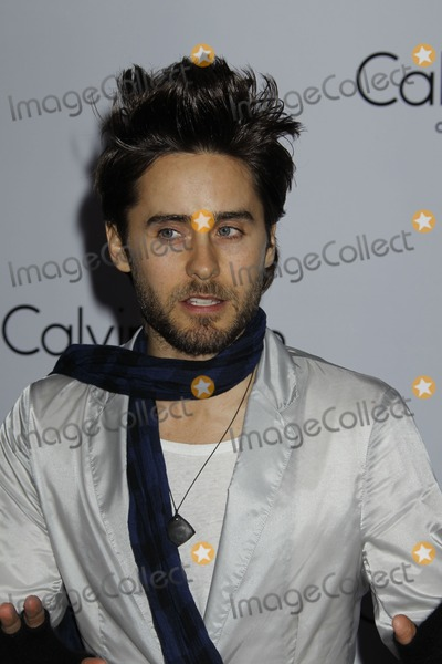Calvin Klein, Jared Leto Photo - Los Angeles, CA 1/28/2010