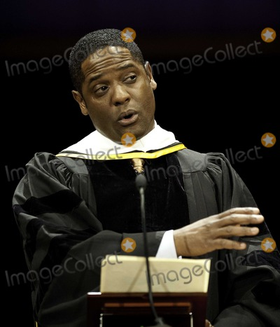 Blair Underwood, Milos Forman Photo - Boston, MA, 5-18-2009Actor Blair Underwood and Director Milos Forman receive an honorary degree at the graduation ceremonies for undergraduate and graduate students of Emerson College at the Wang Theatre in the Citi Performing Arts CenterDigital photo by Lynne Cossever-PHOTOlink.net