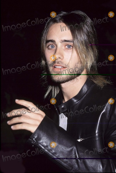 """Jared Leto Photo - Photo by Russ Einhorn 10/16/00Copyright Star Max 2000  """"Requiem For A Dream"""" Film Premiere The Egyptian TheaterHollywood, CaliforniaJared Leto"""
