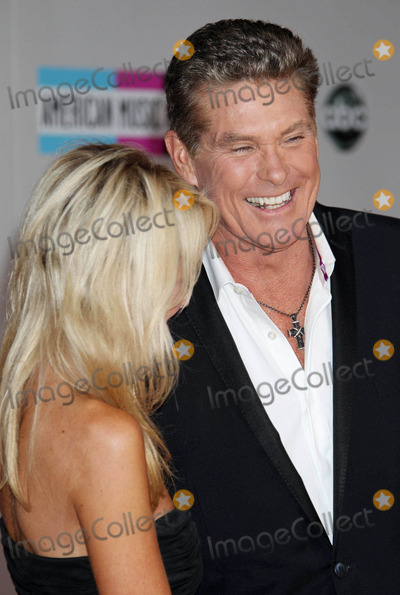 David Hasselhoff, Hayley Roberts Photo - Photo by: RE/Westcom/starmaxinc.com