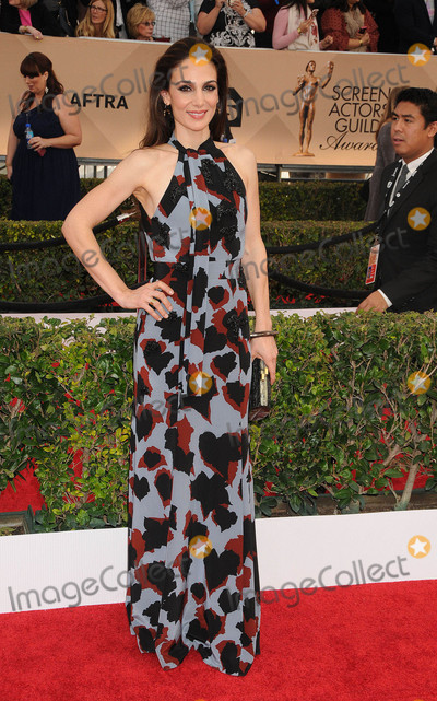 Annie Parisse Photo - Photo by: KGC-136-JR/starmaxinc.comSTAR MAX2016ALL RIGHTS RESERVEDTelephone/Fax: (212) 995-11961/30/16Annie Parisse at the 22nd Annual Screen Actors Awards held at the Shrine Auditorium.(Los Angeles, CA)