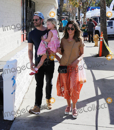 Amelia Warner, Jamie Dornan Photo - Photo by: gotpap/starmaxinc.com
