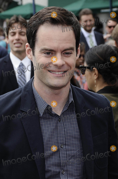 Bill Hader, Angry Bird, Angry Birds Photo - Photo by: Michael Germana/starmaxinc.comSTAR MAX2016ALL RIGHTS RESERVEDTelephone/Fax: (212) 995-11965/7/16Bill Hader at the premiere of 'Angry Birds'.(Los Angeles, CA)