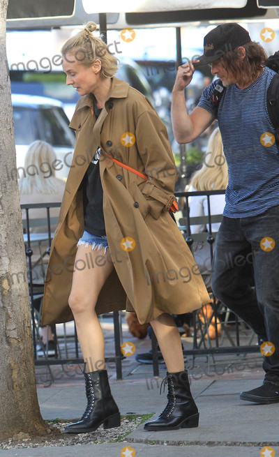 Diane Kruger, Norman Reedus Photo - Photo by: SMXRF/starmaxinc.comSTAR MAX2020ALL RIGHTS RESERVEDTelephone/Fax: (212) 995-11962/24/20Diane Kruger and Norman Reedus are seen in Los Angeles, CA.