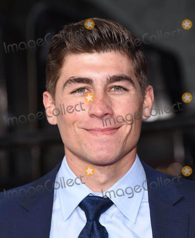 """Photo - Photo by: KGC-11/starmaxinc.comSTAR MAX2015ALL RIGHTS RESERVEDTelephone/Fax: (212) 995-11964/6/15Brett Edwards at the premiere of """"The Longest Ride"""".(Los Angeles, CA)"""