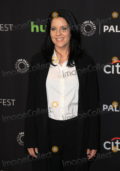 """Andrea Parker Photo - Photo by: gotpap/starmaxinc.comSTAR MAXCopyright 2017ALL RIGHTS RESERVEDTelephone/Fax: (212) 995-11963/25/17Andrea Parker at the photocall for """"Pretty Little Liars"""" during The Paley Center For Media's 34th Annual PaleyFest Los Angeles.(Hollywood, CA)"""