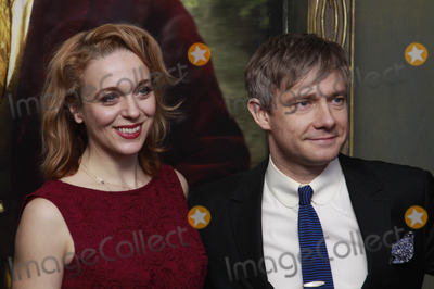 Amanda Abbington, Martin Freeman Photo - Photo by: John M. Mantel/starmaxinc.com