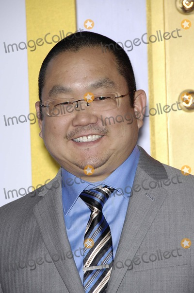 """Aaron Takahashi Photo - Photo by: Michael Germana/starmaxinc.comSTAR MAX2015ALL RIGHTS RESERVEDTelephone/Fax: (212) 995-11961/6/15Aaron Takahashi at the premiere of """"The Wedding Ringer"""".(Los Angeles, CA)"""