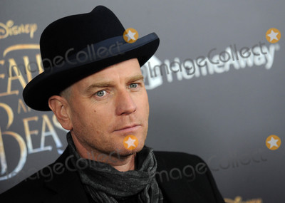 """Photo - Photo by: Dennis Van Tine/starmaxinc.comSTAR MAX2017ALL RIGHTS RESERVEDTelephone/Fax: (212) 995-11963/13/17Ewan McGregor at the premiere of """"Beauty And The Beast"""" in New York City."""