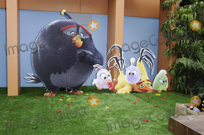 Angry Bird, Angry Birds Photo - Photo by: Michael Germana/starmaxinc.comSTAR MAX2016ALL RIGHTS RESERVEDTelephone/Fax: (212) 995-11965/7/16Atmosphere at the premiere of 'Angry Birds'.(Los Angeles, CA)